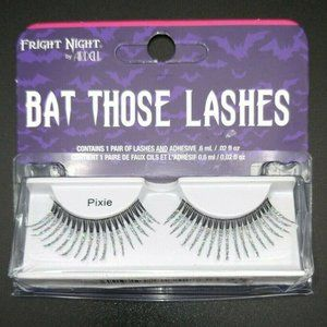 6/$20  Ardell Pixie False Eyelashes Silver Sparkle